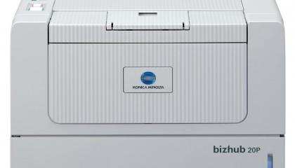 Imprimanta alb-negru Konica Minolta Bizhub 20P