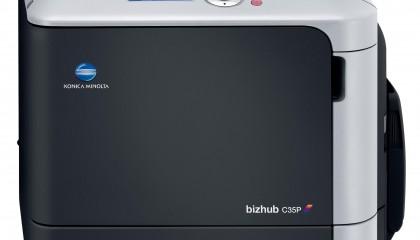 Imprimanta color Konica Minolta Bizhub C35P