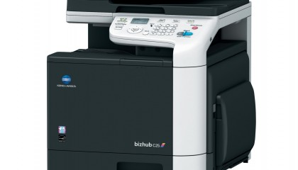 Imprimanta all-in-one Konica Minolta Bizhub C25