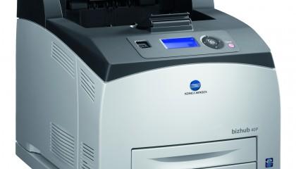 Imprimanta alb-negru Konica Minolta Bizhub 40P